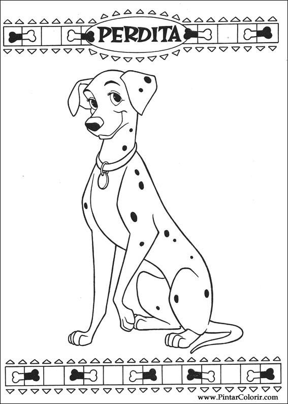 Baskı Tasarım 023 çizimler Colour 101 Dalmaçyalı Boya Ve Için
