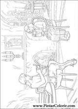 Pintar e Colorir As Cronicas De Narnia - Desenho 004