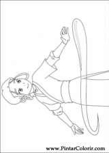 Pintar e Colorir Avatar - Desenho 041