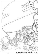 Pintar e Colorir Bee Movie - Desenho 032