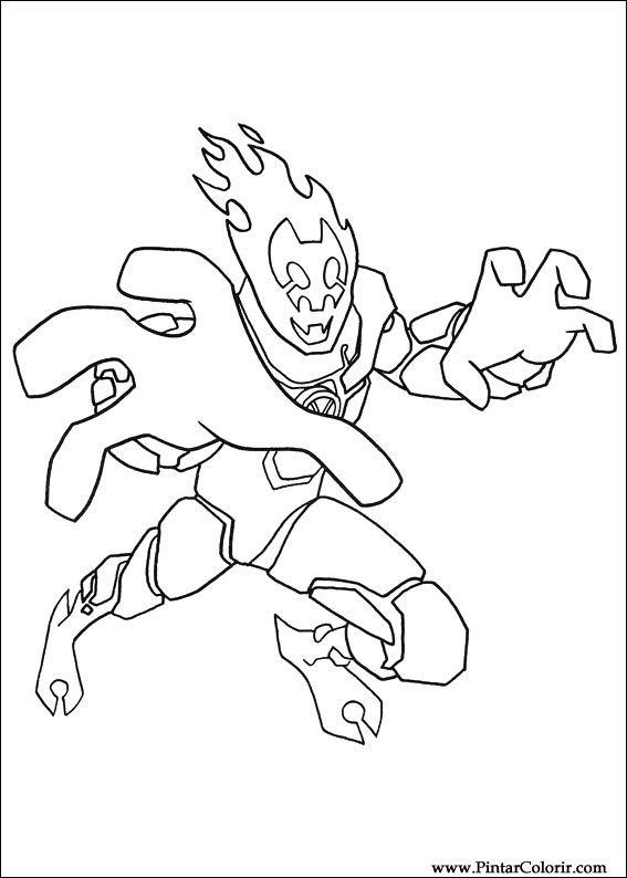 çizimler Boya Ve Renk Ben 10 Için Baskı Tasarım 019