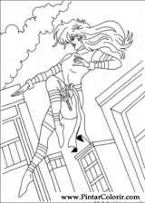 Boya Ve Captain America Boyama Için çizimler Sayfa 2