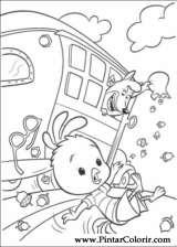 Pintar e Colorir Chicken Little - Desenho 026