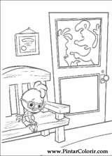 Pintar e Colorir Chicken Little - Desenho 033