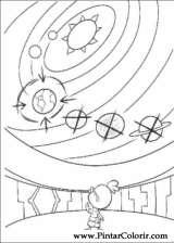 Pintar e Colorir Chicken Little - Desenho 058