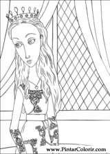 Pintar e Colorir Despereaux - Desenho 002