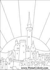 Pintar e Colorir Despereaux - Desenho 008
