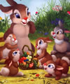 Desenhos Disney Bunnies
