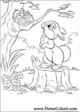 Pintar e Colorir Disney Bunnies - Desenho 008