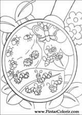 Pintar e Colorir Dora A Aventureira - Desenho 095