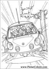 Pintar e Colorir Dragon Ball Z - Desenho 012