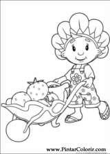 Pintar e Colorir Fifi Flowertots - Desenho 026
