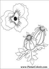 Pintar e Colorir Fimbles - Desenho 016