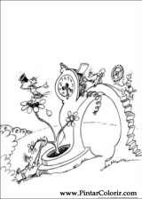 Pintar e Colorir Horton - Desenho 026