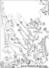 Pintar e Colorir Horton - Desenho 032