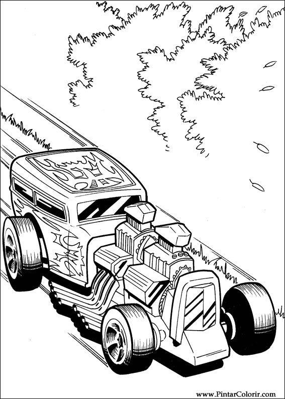 Hot Wheels Boyama Ve Oyun Kitabi Bkmkitap Com