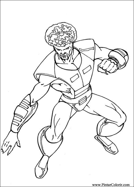 çizimler Boya Ve Hulk Boyama Için Baskı Tasarım 074