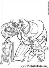 Pintar e Colorir Igor - Desenho 016
