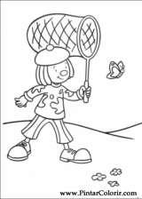 Pintar e Colorir Jojo Circus - Desenho 021