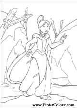 Pintar e Colorir Kenai E Koda 2 - Desenho 006