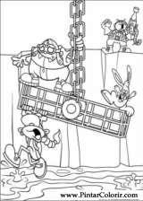 Pintar e Colorir Kids Next Door - Desenho 058