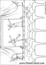 Pintar e Colorir King Kong - Desenho 001