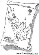 Pintar e Colorir King Kong - Desenho 006