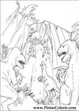 Pintar e Colorir King Kong - Desenho 010