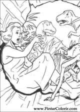 Pintar e Colorir King Kong - Desenho 012