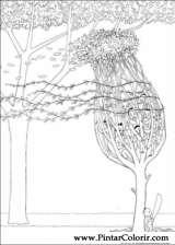 Pintar e Colorir Kirikou - Desenho 013