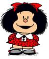 Desenhos Mafalda