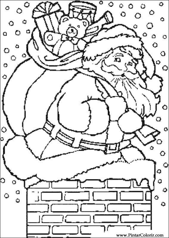 Kleurplaat Kerst En Nieuwjaar 2017 Desenhos Para Pintar E Colorir Natal Imprimir Desenho 206