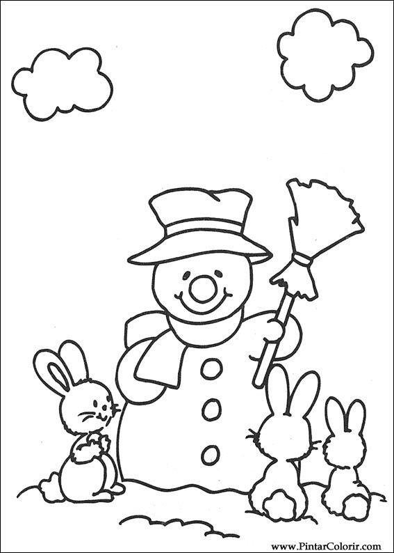 Kleurplaat Moxie Girlz Drawings To Paint Amp Colour Christmas Print Design 254