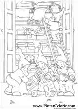 Pintar e Colorir Natal - Desenho 142