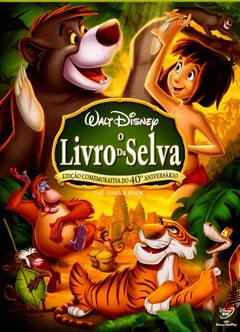 Desenhos O Livro Da Selva