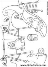 Pintar e Colorir Ozie Boo - Desenho 003