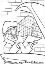 Pintar e Colorir Ratatouille - Desenho 052