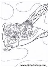 Pintar e Colorir Star Wars - Desenho 010