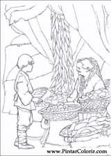Pintar e Colorir Star Wars - Desenho 013