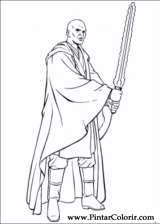 Pintar e Colorir Star Wars - Desenho 037