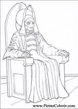 Pintar e Colorir Star Wars - Desenho 061
