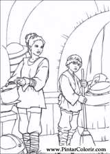Pintar e Colorir Star Wars - Desenho 072