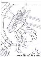 Pintar e Colorir Star Wars - Desenho 074