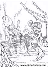 Pintar e Colorir Star Wars - Desenho 091