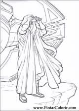 Pintar e Colorir Star Wars - Desenho 116