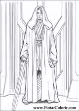 Pintar e Colorir Star Wars - Desenho 128