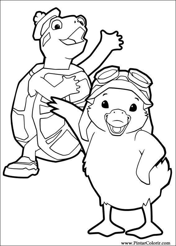 Desenhos Para Pintar E Colorir Super Fofos Imprimir Desenho 040