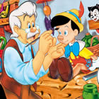 Colorir O Pinoquio