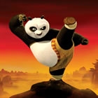 Colorir Panda Do Kung Fu